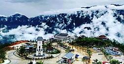 Tour Du Lịch Sapa- Cát Cát- Hàm Rồng- Lao Chải Tả Van