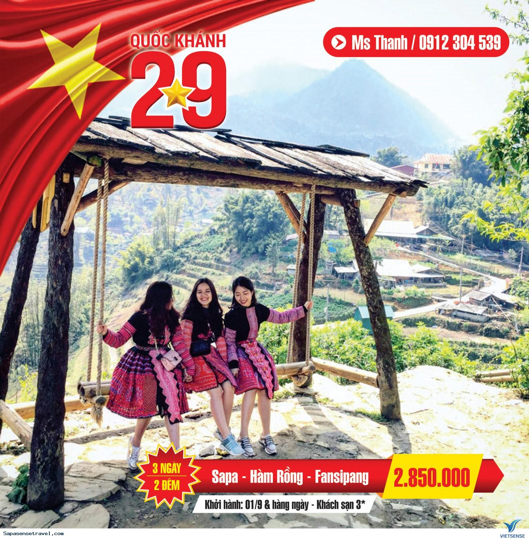 Tour Du Lịch Sapa 2 Ngày 1 Đêm Từ Hà Nội